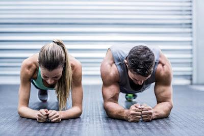 Entrenamiento y dieta fitness