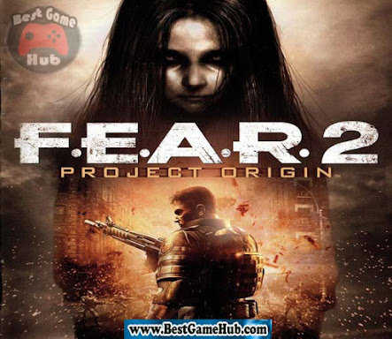 Fear 2 Project Origin High Compressed PC Game Free Download