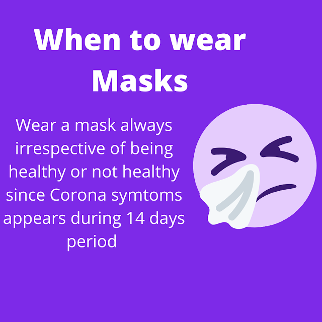Why Everyone Should Wear Masks and Gloves on Coronavirus (COVID-19)