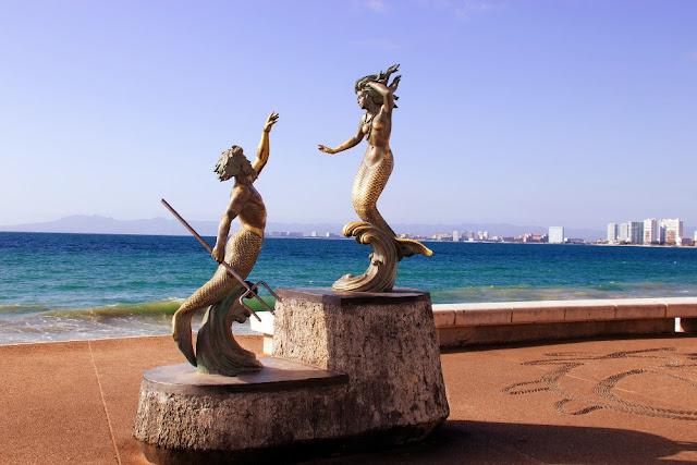 El encanto de Malecón Puerto Vallarta