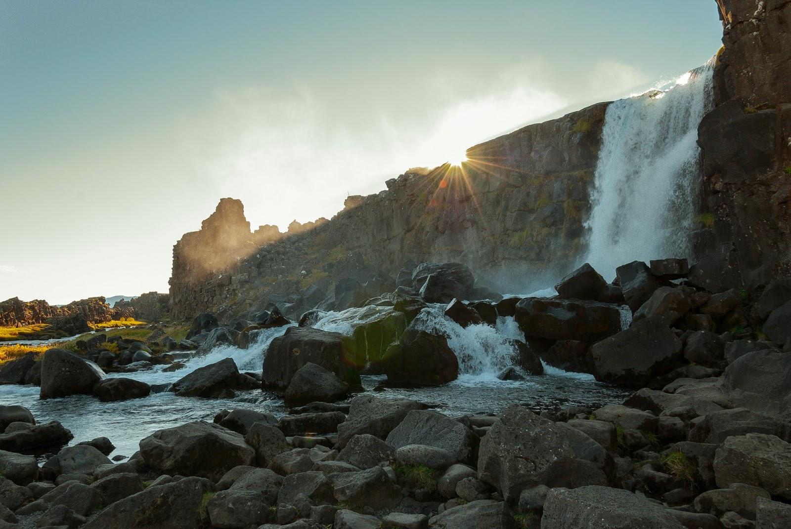 Islandia- Dzień 1
