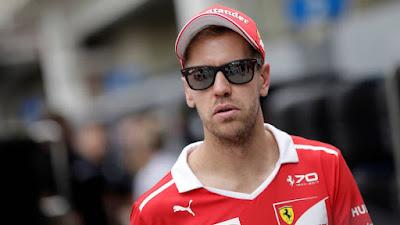 El día que a Sebastian Vettel se le puso la mosca en la punta de la nariz