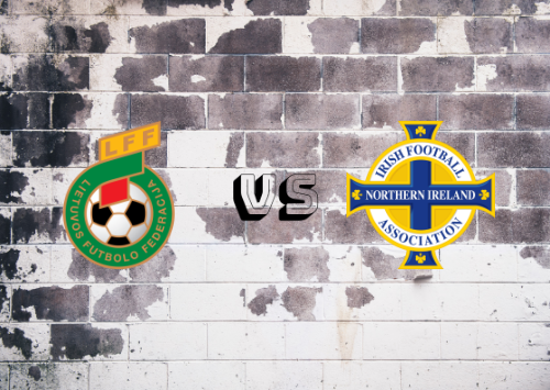 Lituania vs Irlanda del Norte  Resumen y goles