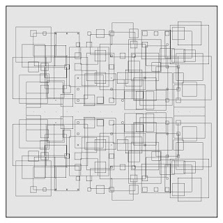 A drawing with rim rectangles.