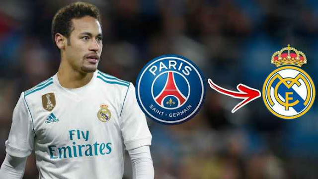 PSG Lebih Pilih Jual Neymar Ke Real Madrid Ketimbang Barcelona