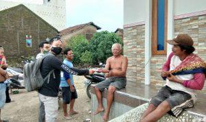 Korban Banjir Dukuh Goleng Pasuruhan Lor Kudus Dapat Bantuan Dari HPPK