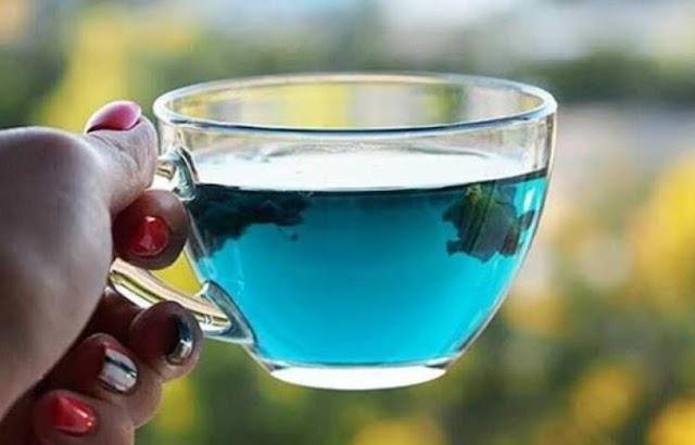ब्लू टी पीने के फायदे