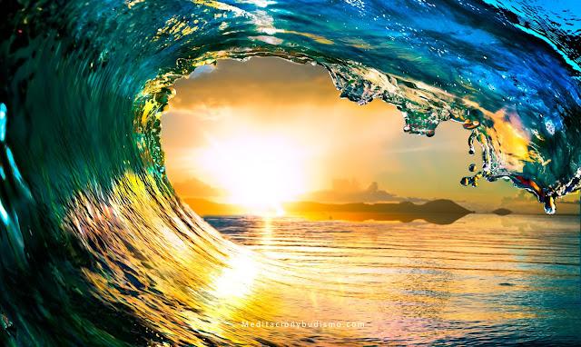 La metáfora de las olas - controla tus emociones negativas