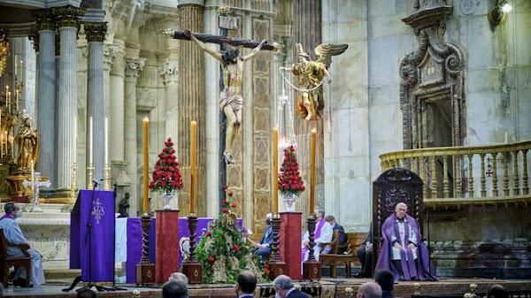 El futuro del vía crucis de Cádiz