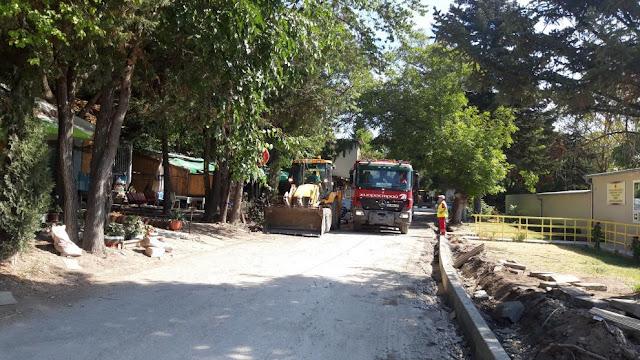 Ремонтират пътя Балчик - Каварна