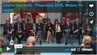 Cinzia Giacchetti - Museo Piaggio