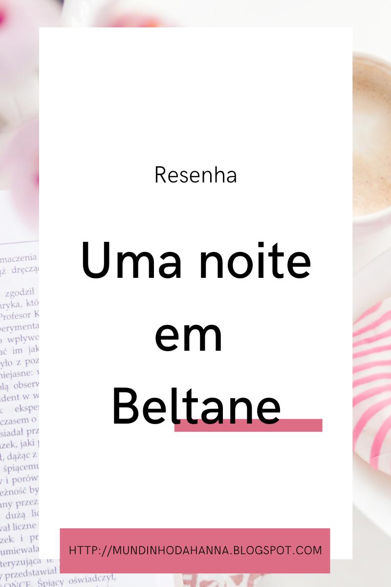 Uma noite em Beltane | Emerson Silva