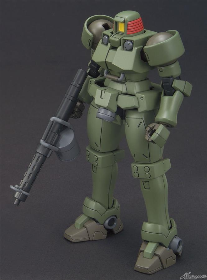 HGAC 1/144 OZ-06MS Leo stand