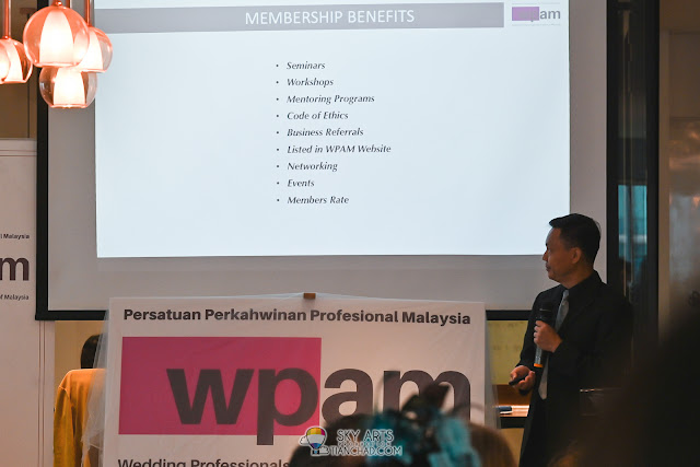 WEDDING PROFESSIONALS ASSOCIATION OF MALAYSIA (WPAM) Membership Benefits