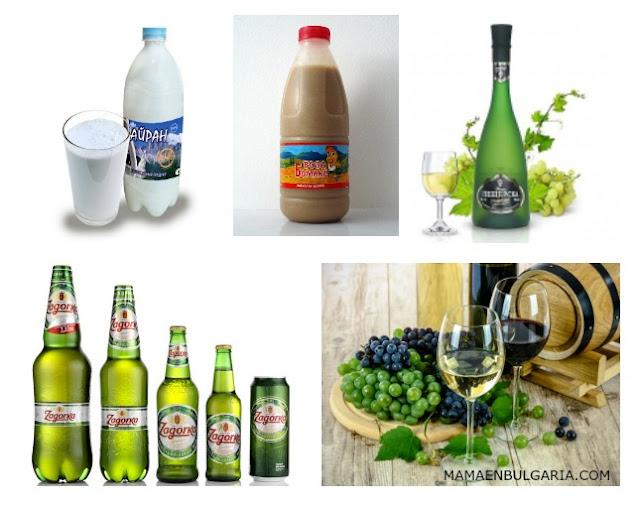 Bebidas Bulgaria