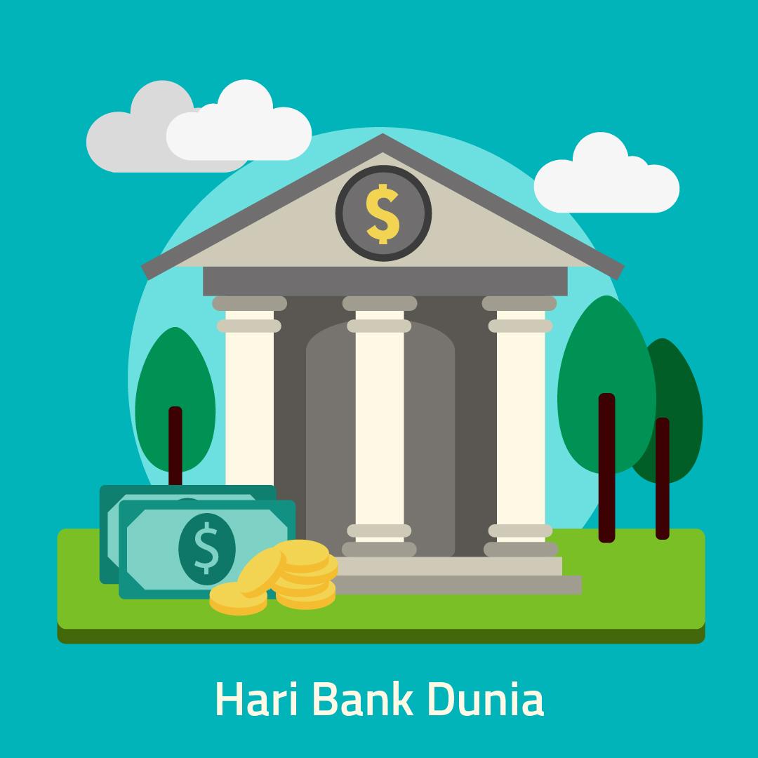 Gambar Ucapan Selamat Hari Bank Dunia 2021