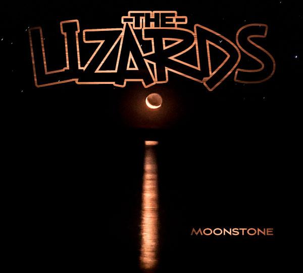 "The Lizards stream new album ""Moonstone"""