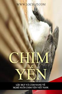 Ebook Lộc Bụt Và Cẩm Nang Nghề Nuôi Yến Việt Nam.
