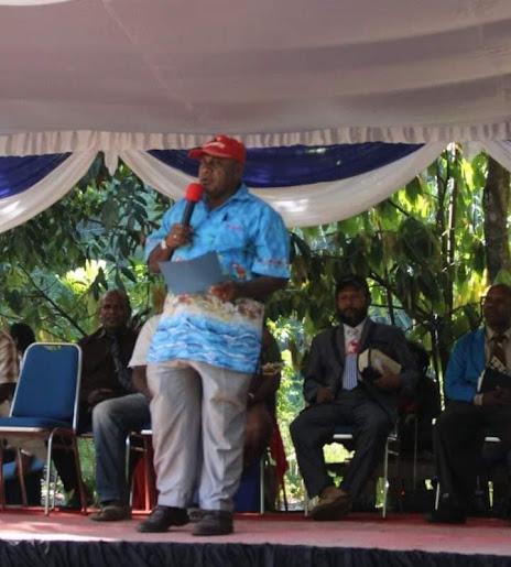 "Rev. Edison Waromi: ULMWP: Rakyat West Papua ""Siap Bernegara"""