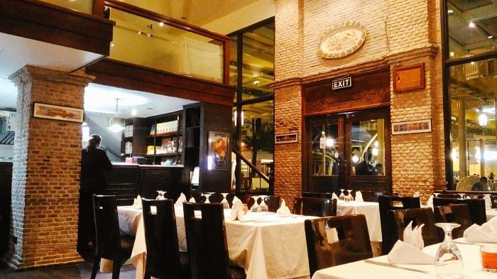 Dario's Ristorante Italiano; 5 Foodie Place You Must Visit In BGC