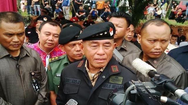 Menhan Sebut KKB adalah Pemberontak, TNI Harus Turun Tangan
