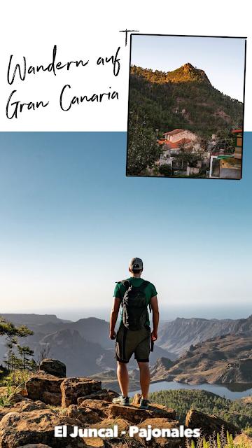 Wandern auf Gran Canaria – Von El Juncal ins Naturschutzgebiet Pajonales 22