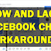 Fix Slow, Stuttering, and Laggy Typing in Facebook Chat