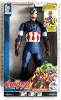 Marvel Titan Hero Tech Avengers KO Captain America