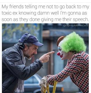 Joker Meme by @hiphopmemesdaily on Instagram
