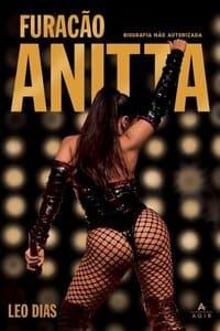 Furacão Anitta, livro, capa
