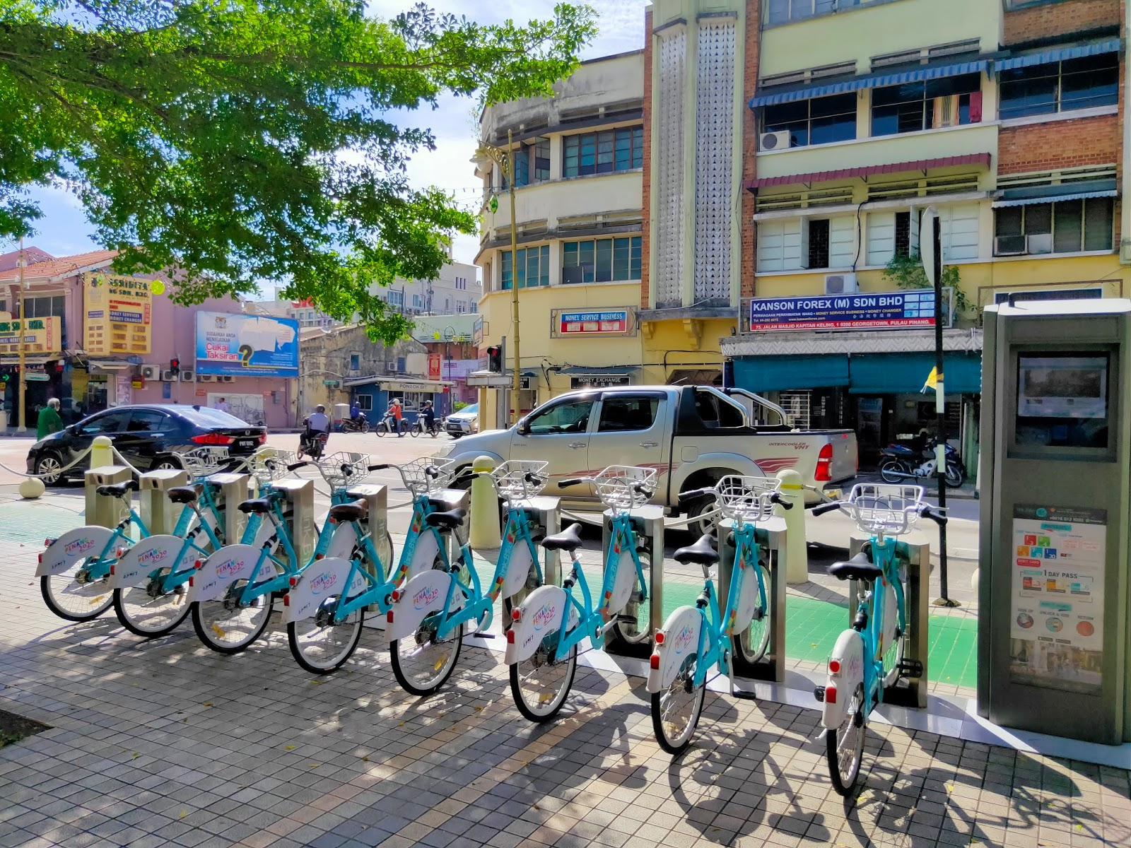 penang bike station
