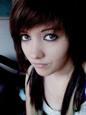 blog and google cute emo hairstyles for long hair