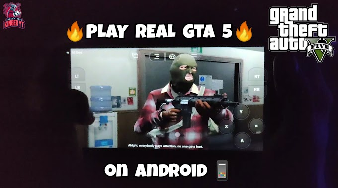 OMG | Real GTA 5 on Android | Online | 100% working