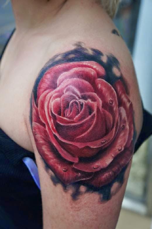 Tatuajes de rosas: significado y 70 ideas | Belagoria | la web de los ...