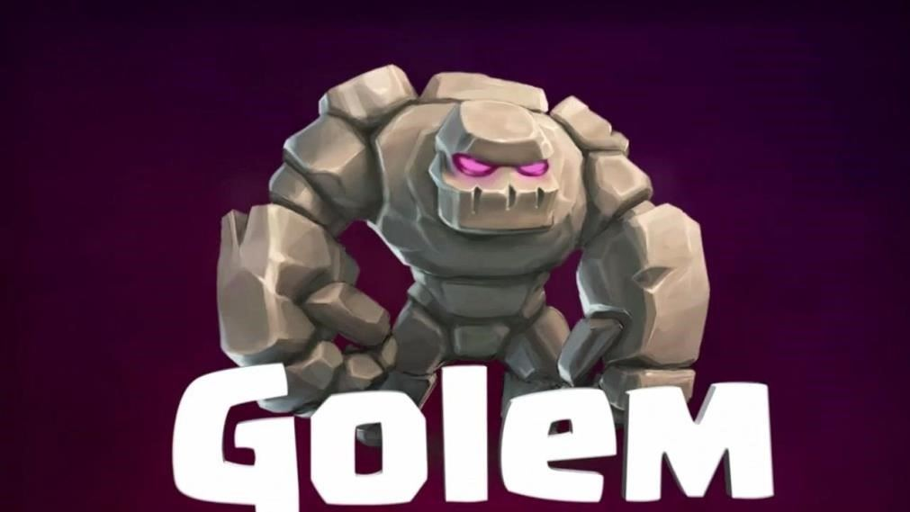 clash of clans golem wallpaper hd