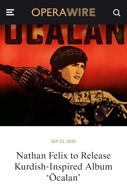 Öcalan by Nathan Felix