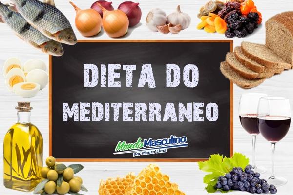 A Dieta do Mediterrâneo - Emagreça  de Até 5 Quilos em Apenas 30 Dias