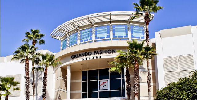 Shopping Fashion Square em Orlando