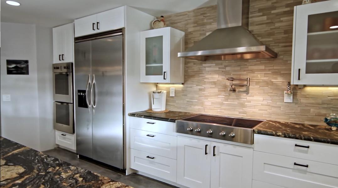 19 Interior Design Photos vs. 16831 Harkness Cir, Huntington Beach, CA Luxury Home Tour