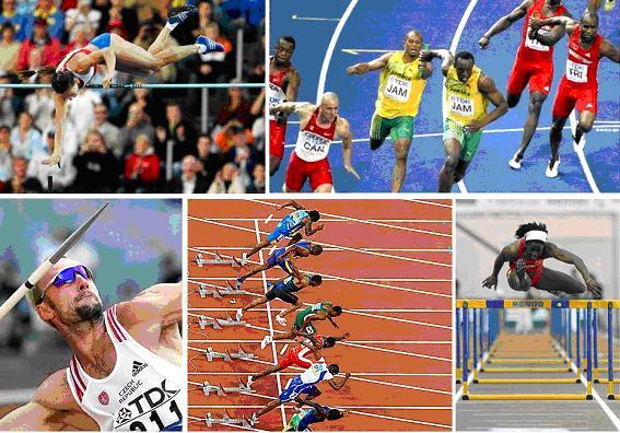 Todo Lo Mejor De Deportes: DEPORTES SIN PELOTAS: Lo Mejor Del Mundo De Los Deportes