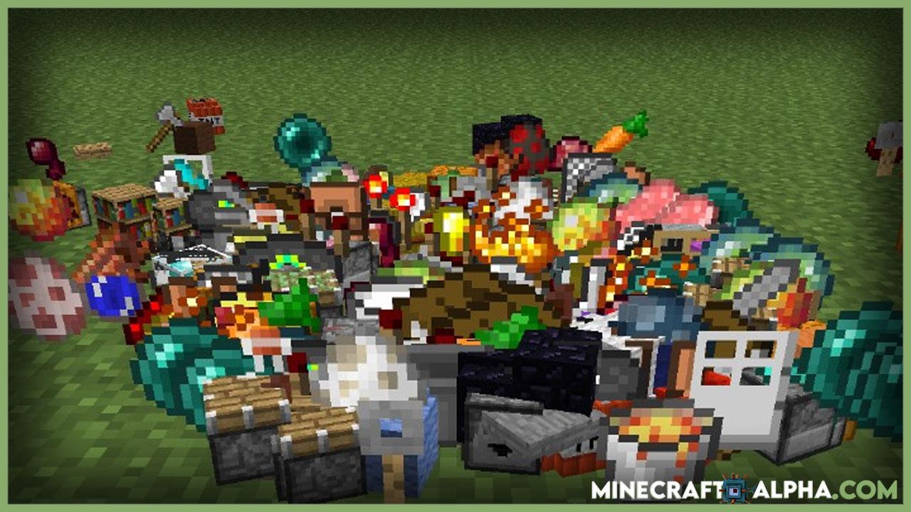 Minecraft Lucky Block Mod 1.17.1 (Thousands of Random Possibilities)