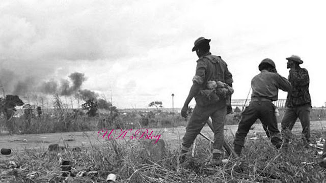 The Asaba Massacre: Untold Story Of How Soldiers Went On Rampage Killing Every Man In Sight