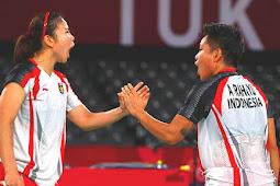 Greysia Polii dan Apriyani Rahayu Raih Medali Emas Pertama Indonesia di Olimpiade Tokyo
