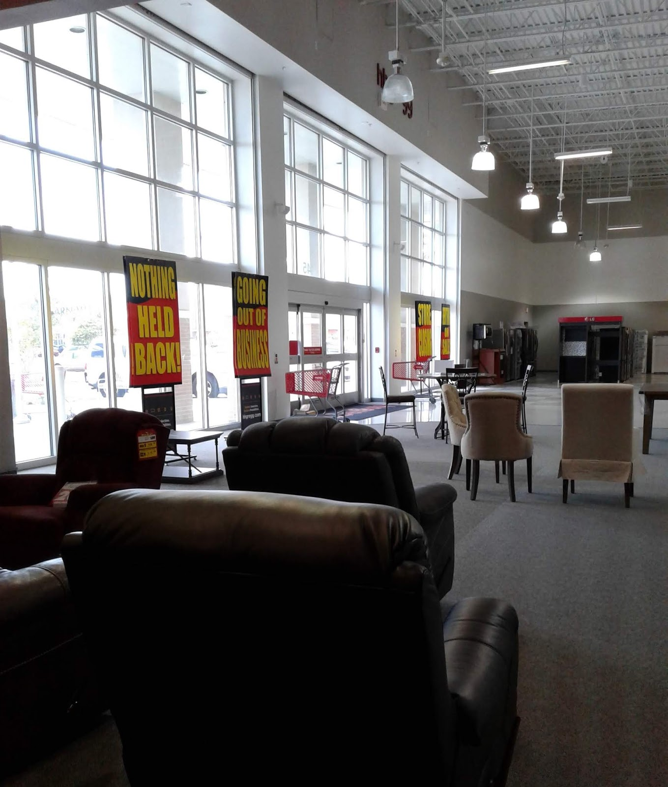 My Florida Retail Blog Hhgregg Hammock Landing West Melbourne Fl