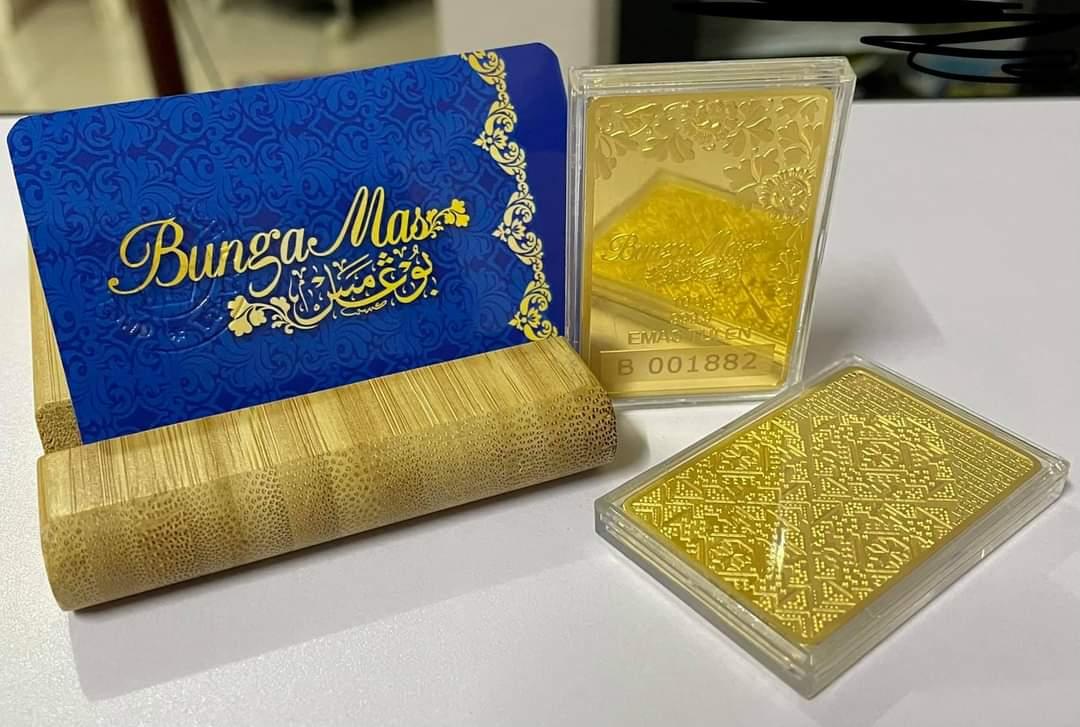 gold bar series