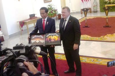 Dari Gitar Metallica hingga Kuda, Ini Deretan Barang Gratifikasi Jokowi yang Diserahkan ke KPK - Info Presiden Jokowi Dan Pemerintah
