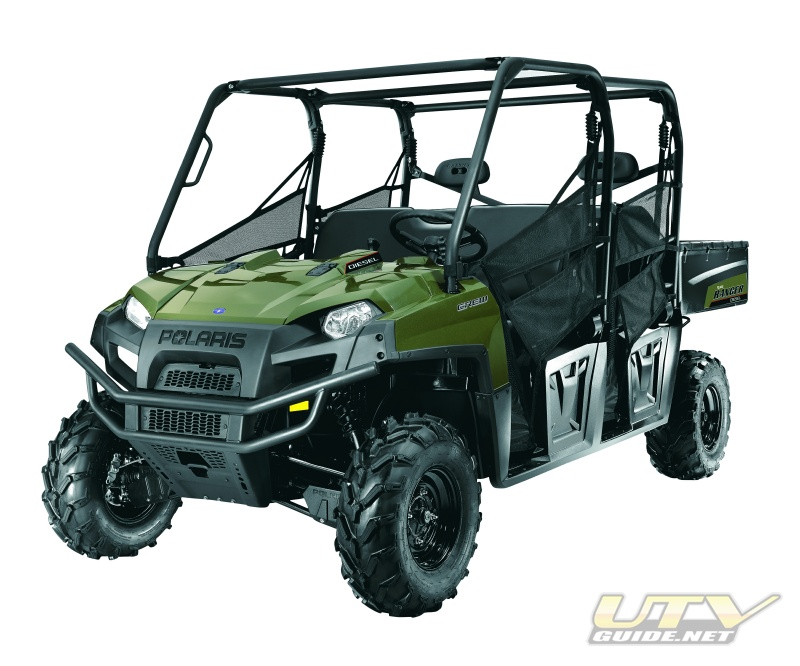 Polaris Ranger Diesel >> Polaris Ranger Crew Diesel Introduced Utv Guide