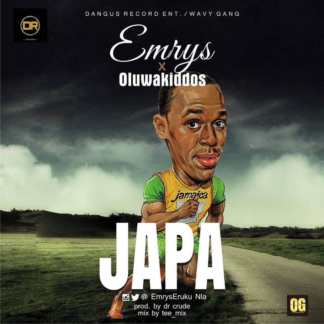 MUSIC: EMRYS – JAPA FT OLUWAKIDDOS