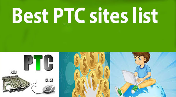 earn money online, highest paying ptc sites, make money online, paid to click, pay per click sites, ptc sites, top ptc sites,