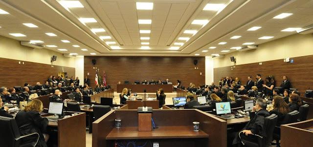 TJ-BA suspende atividades nos dias de jogos do Brasil